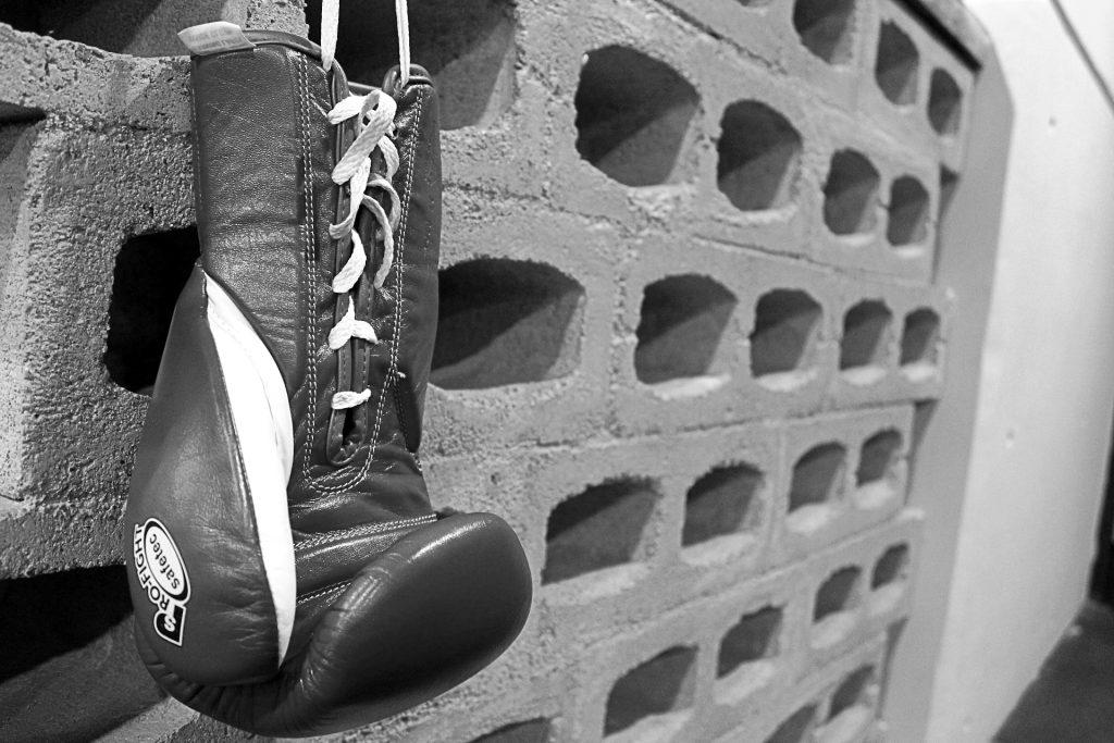 Guantes de box para entrenar